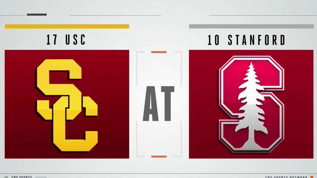 College Football Inside College Football Usc Vs Stanford