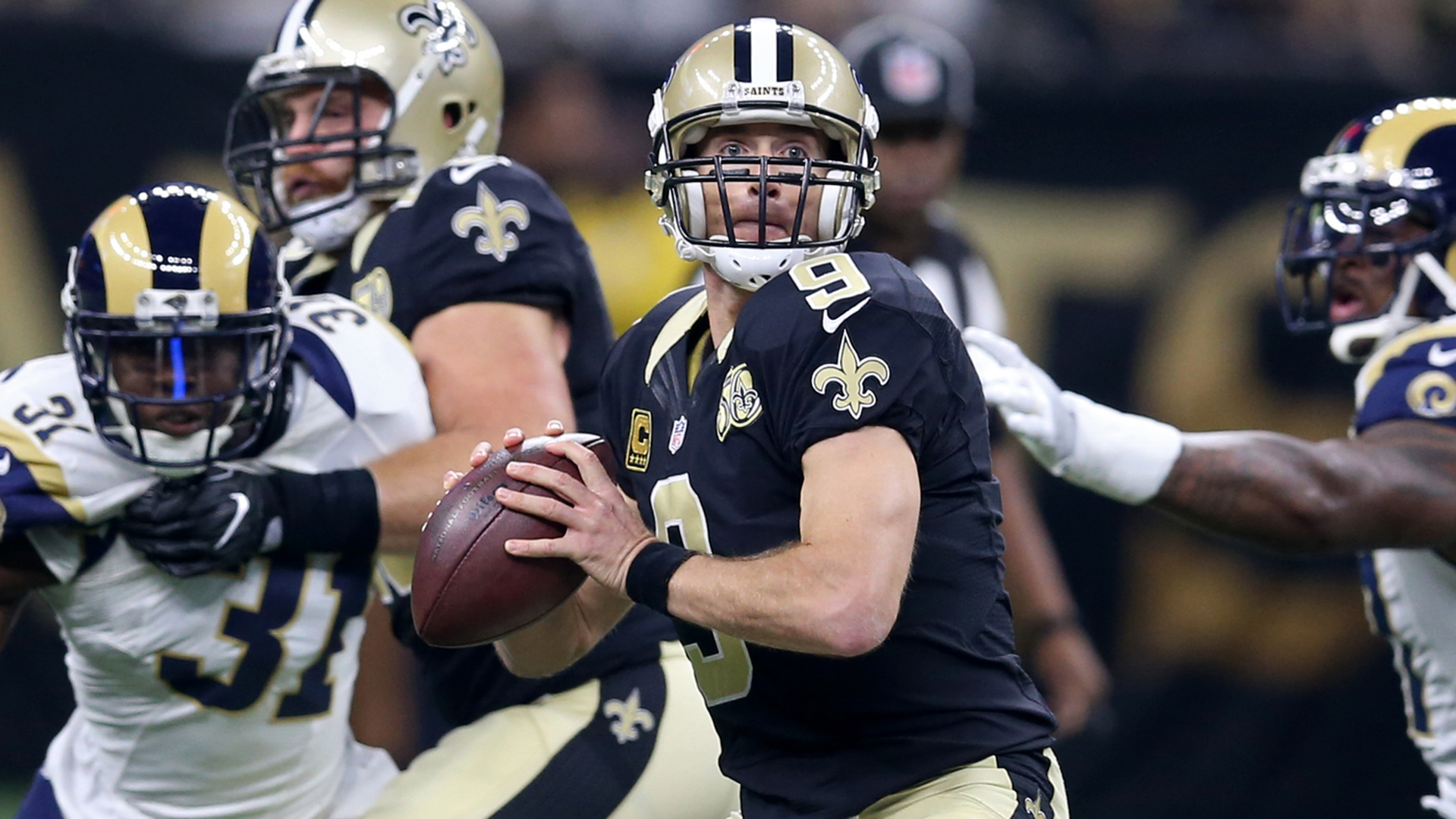 The most dangerous mind in the NFL: How Drew Brees continues to defy the odds