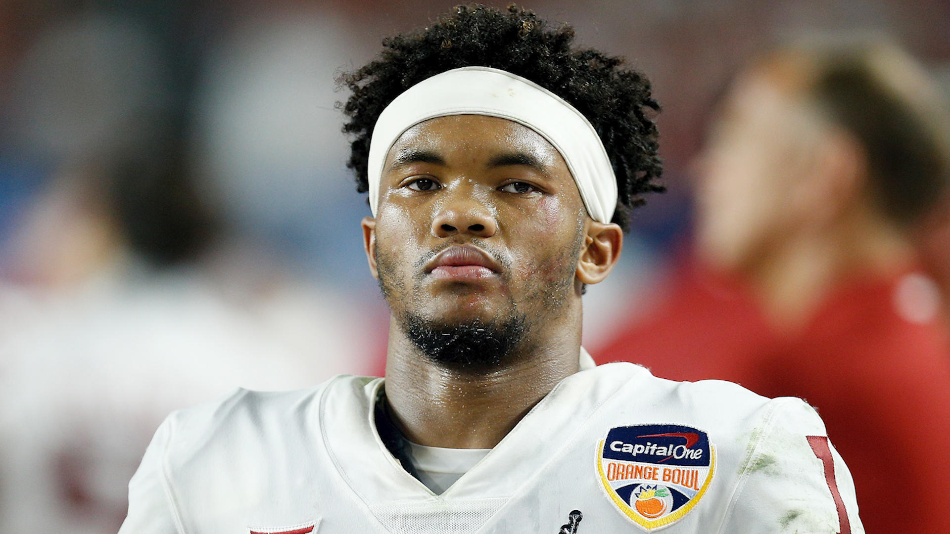 Lincoln Riley says Kyler Murray has a Barry Sanders-like ability to evade big hits