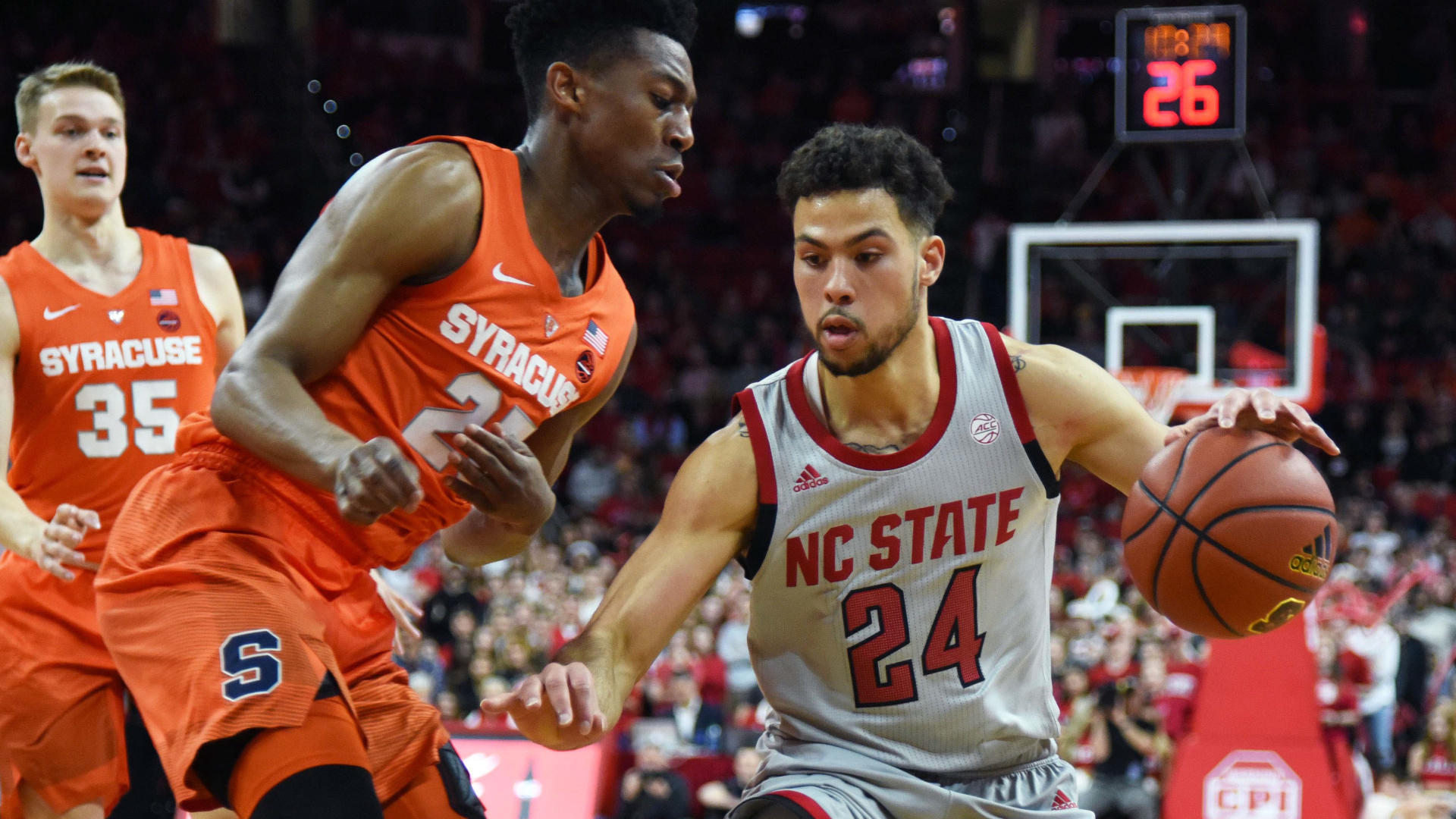 Bracketology Bubble Watch: NC State has huge opportunity to pick up a quality win vs. Duke