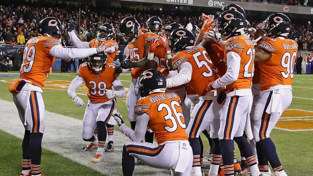 Highlights: Vikings at Bears