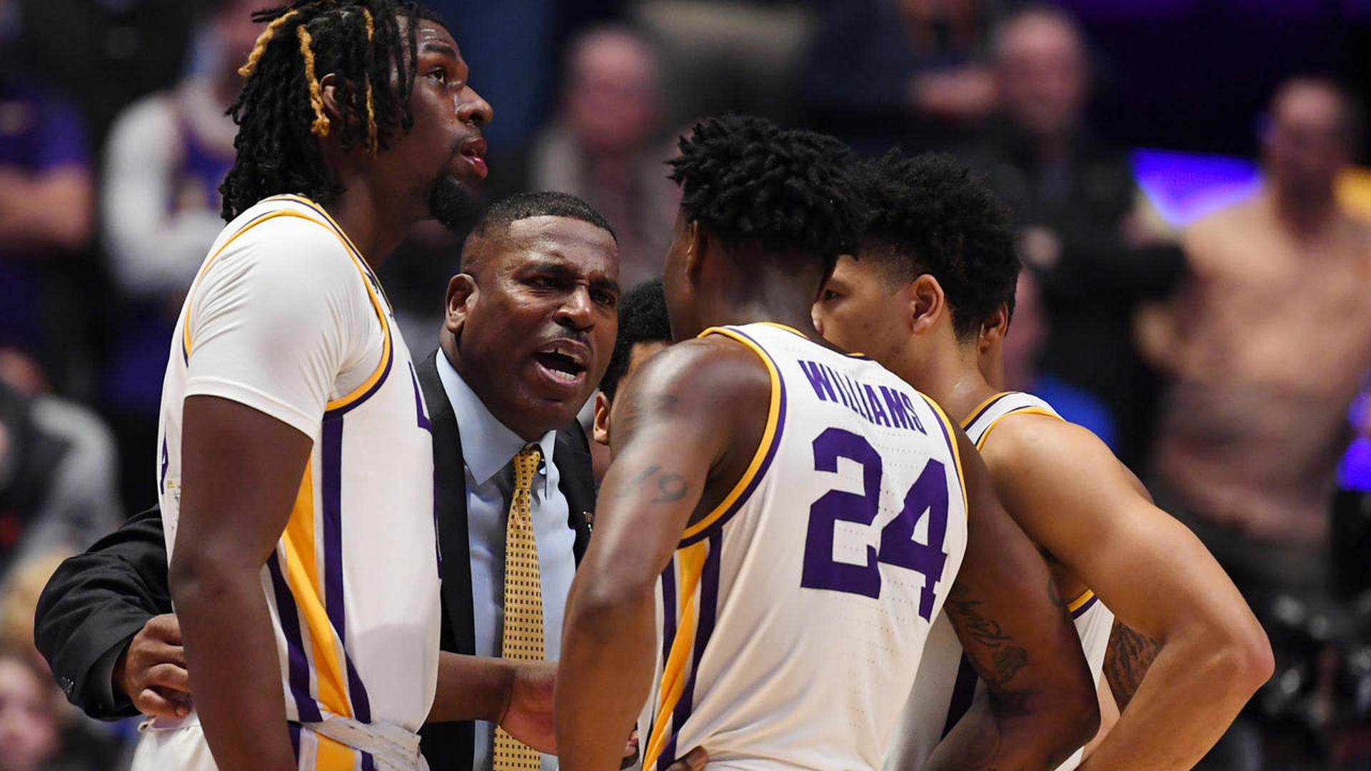 2019 NCAA Tournament: LSU vs. Yale odds, picks, predictions from model on 11-5 run
