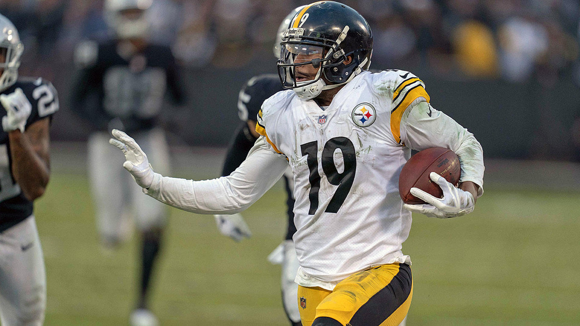 Fantasy Football: James Conner, JuJu Smith-Schuster ready for starring roles in Pittsburgh