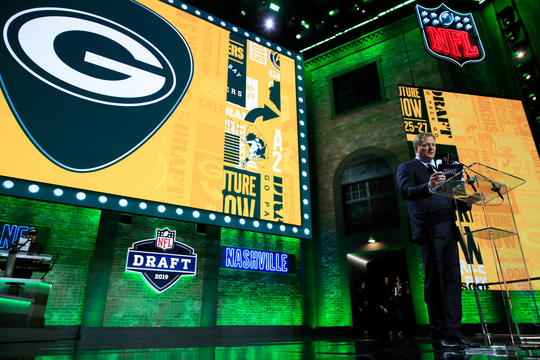 online store 162a1 3e128 NFL  Green Bay Packers  The Green Bay Packers  2019 NFL Draft report card -  Video - CBSSports.com