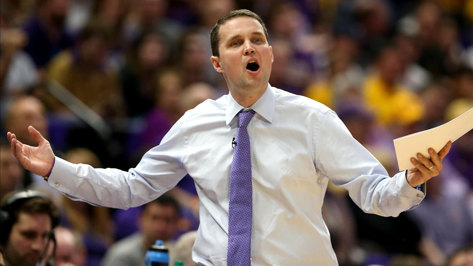 College basketball coaching changes: Texas A&M fires coach Billy Kennedy after eight seasons