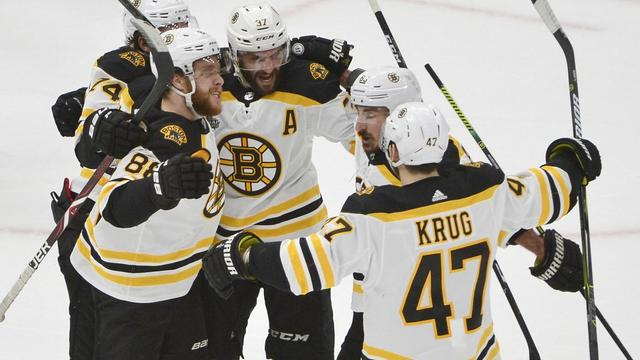 NHL: Boston Bruins: 2019 Stanley Cup Final: Bruins at Blues