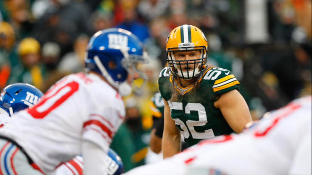 Why Clay Matthews will have over 12 sacks in 2017