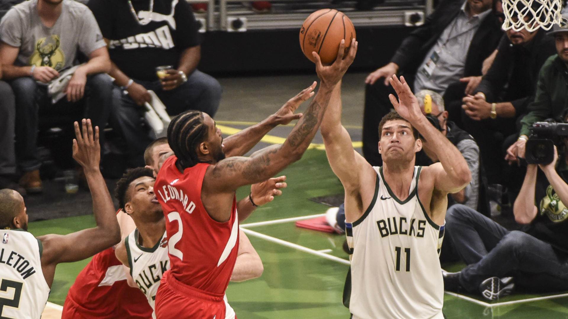 NBA Playoffs 2019: Bucks vs. Raptors odds, top picks, Game 6 predictions from advanced model on 85-61 roll
