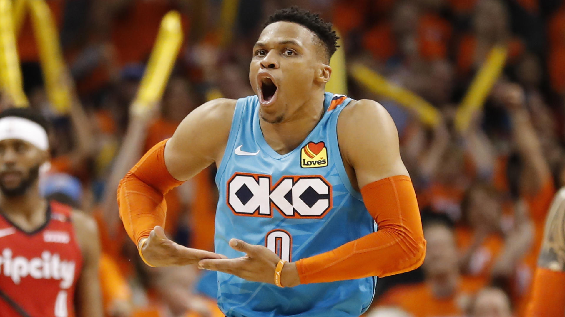 NBA Playoffs 2019: Watch Thunder vs. Trail Blazers Game 4, series schedule, results, TV channel, live stream, odds