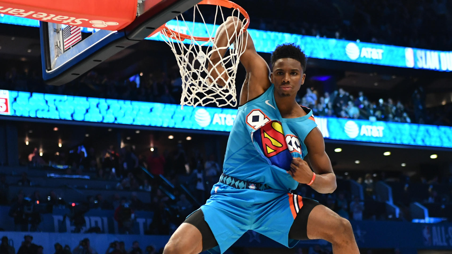 Thunder rookie Hamidou Diallo explains how his Shaq dunk came together and what's surprised him about NBA life