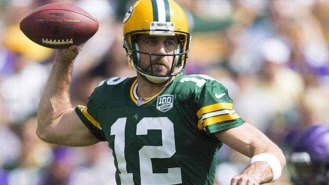 Sportsline: Packers-Redskins betting angles