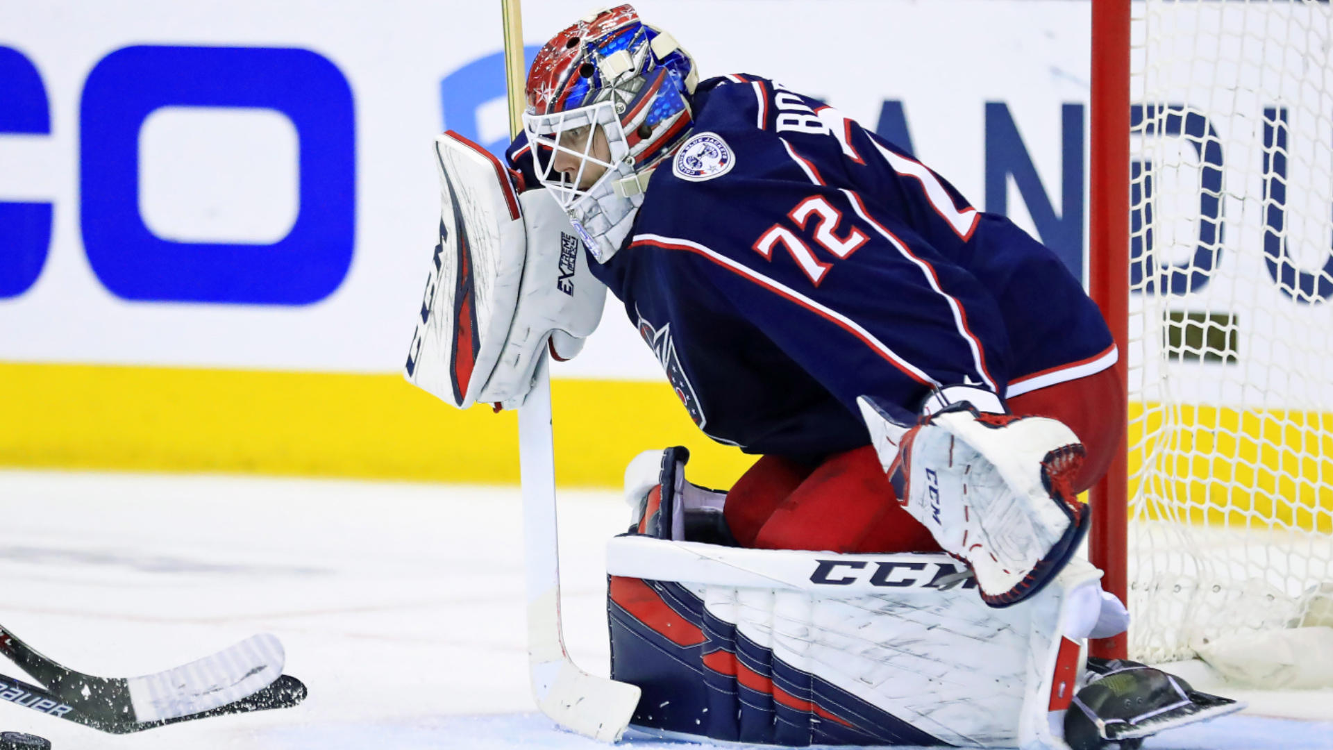 Stanley Cup Playoffs results: Blue Jackets and Islanders sweep, Jets pull even in OT, Golden Knights roll again