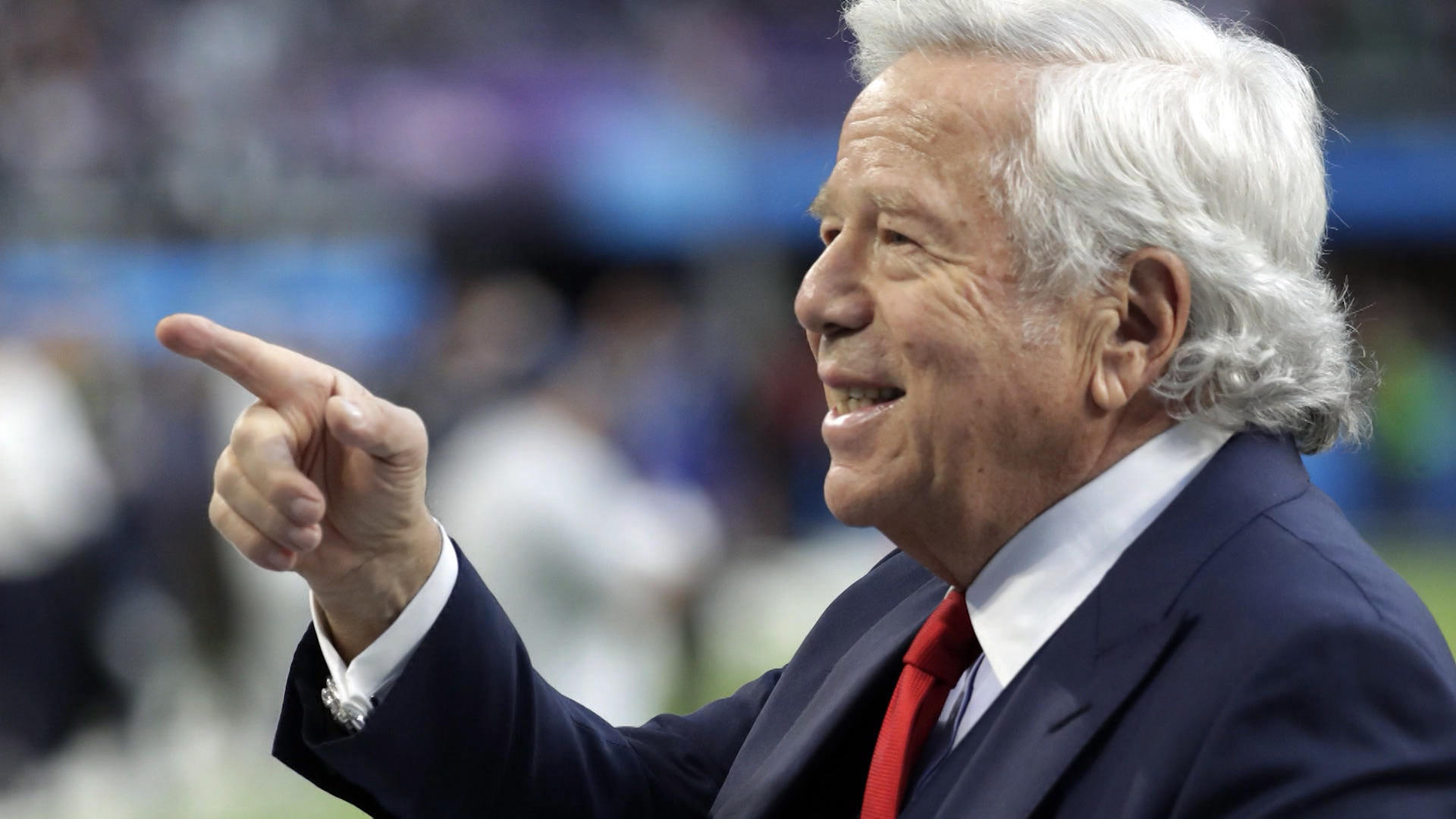 Patriots owner Robert Kraft breaks silence, offers first public statement since being charged