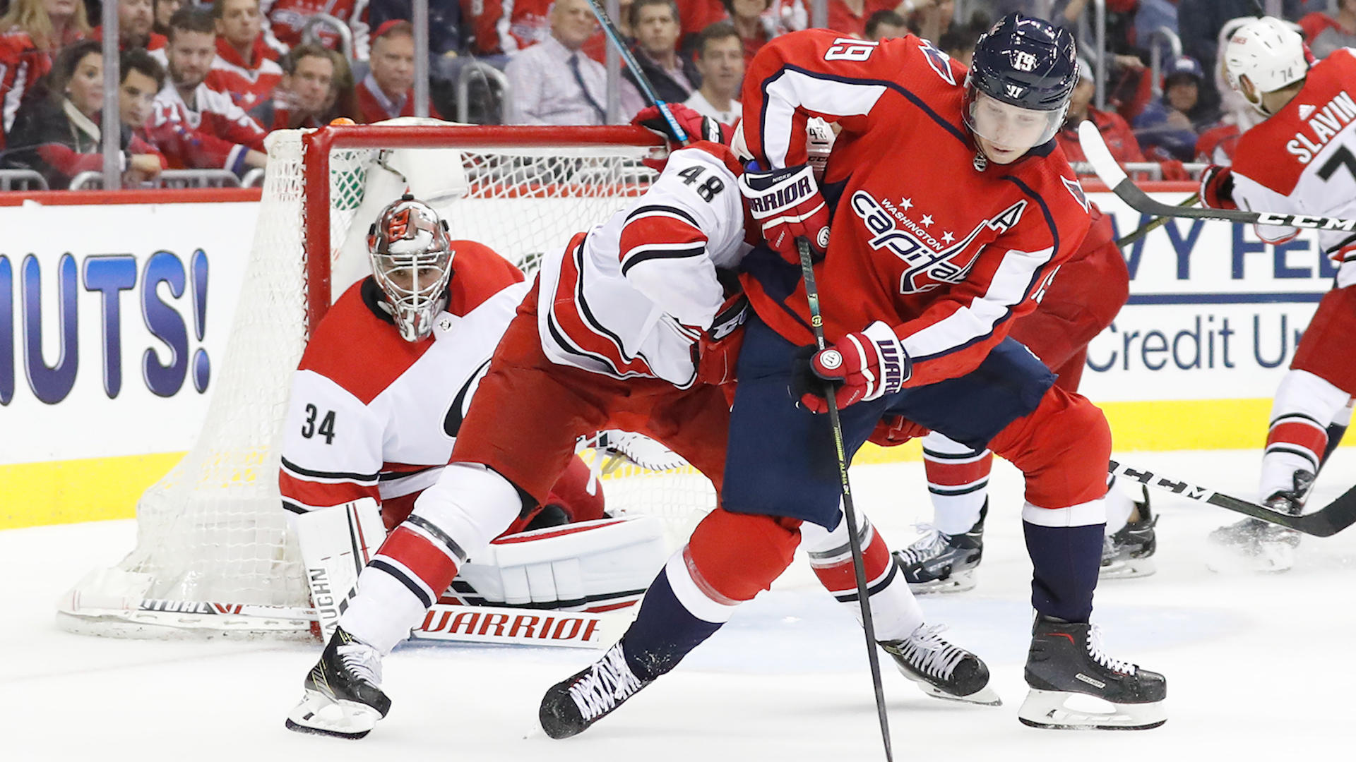 Stanley Cup Playoffs 2019: Capitals vs. Hurricanes Game 7 live updates, TV channel, analysis