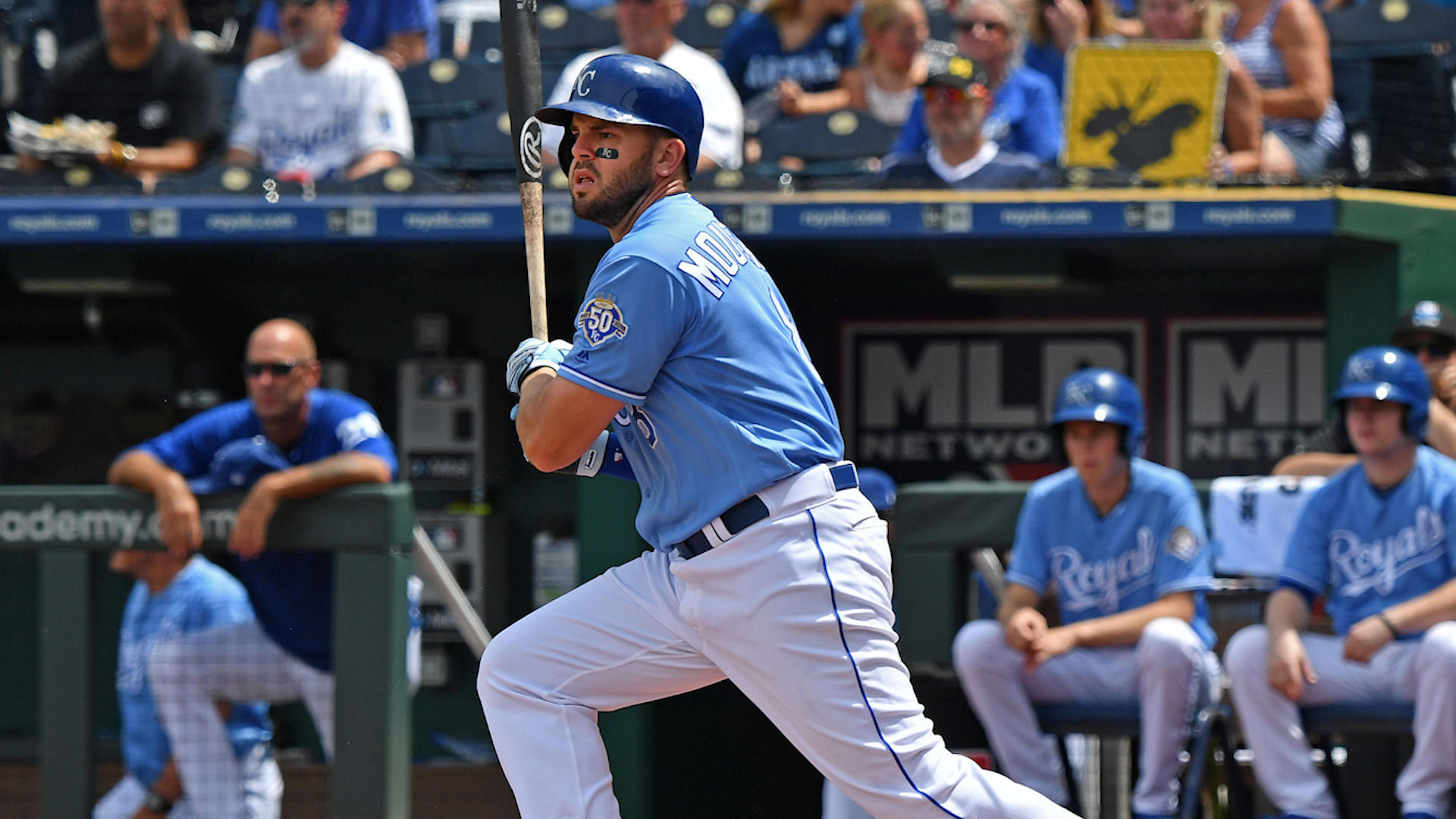 Fantasy Baseball Reaction: Mike Moustakas signing shakes up the Brewers infield