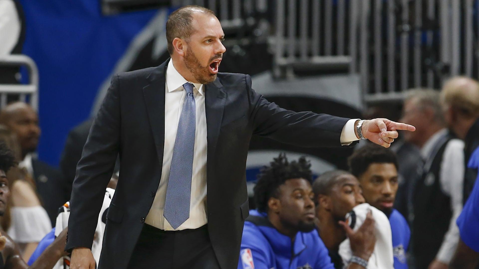 Magic fire coach Frank Vogel after 2 seasons - CBSSports.com
