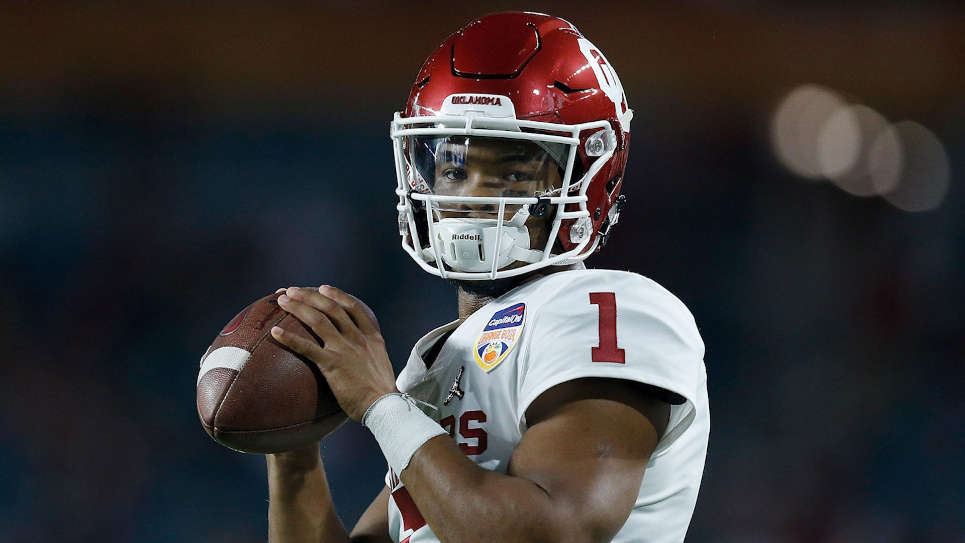 Kyler Murray misses scheduled charity appearance one day before NFL Draft, odds of going No. 1 dipping