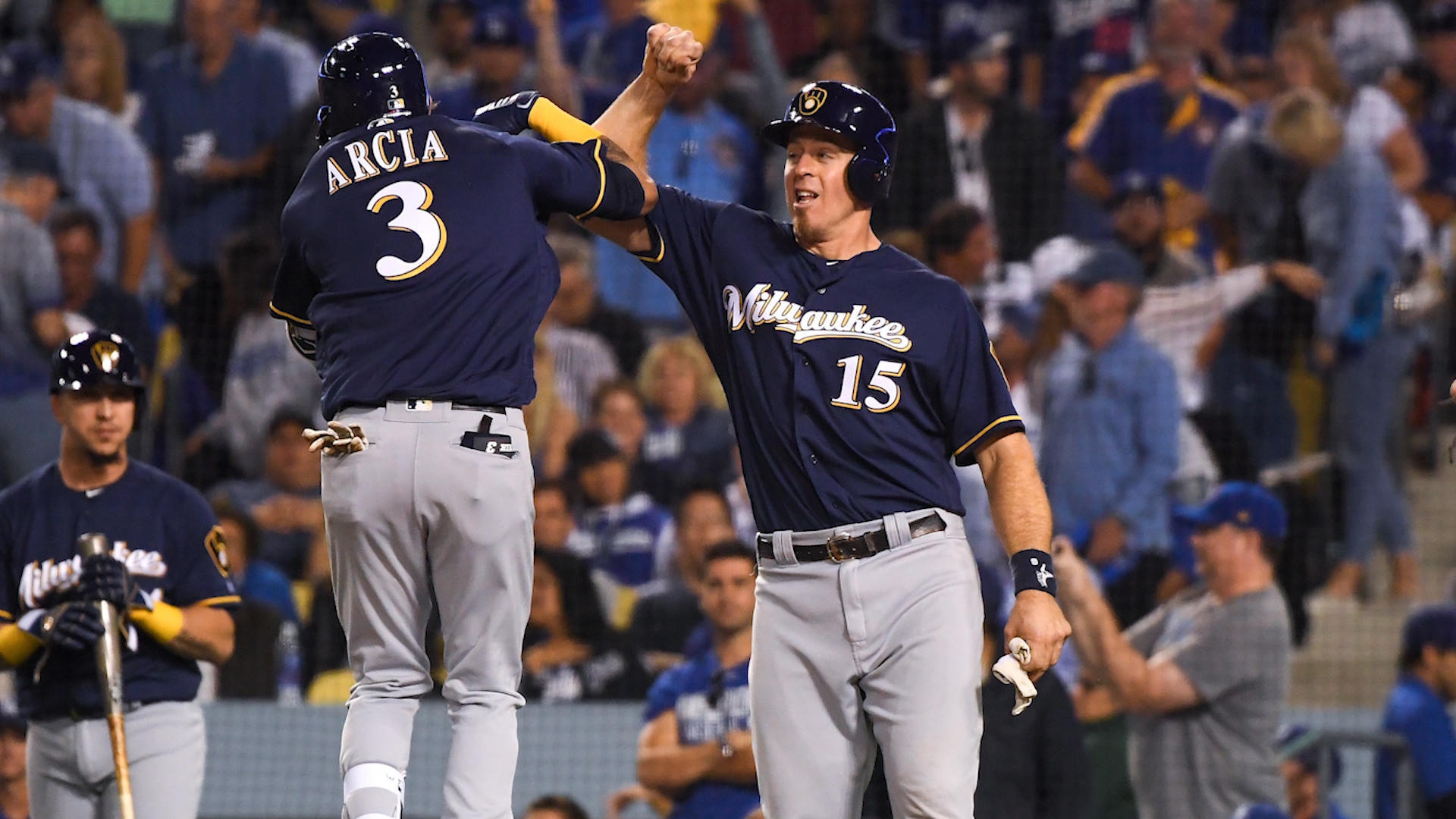 Brewers vs. Dodgers: Live stream, watch MLB playoffs online, TV channel, prediction, NLCS Game 4 pick, odds