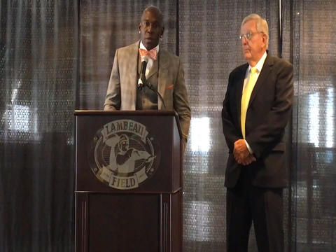 Packers Hall of Fame: Donald Driver