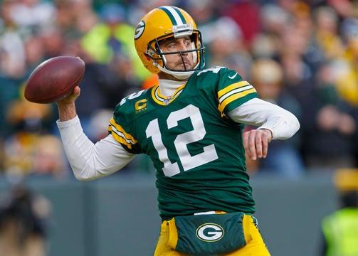 Week 15 Lookahead: Bears at Packers (-4.5), O/U 40.5