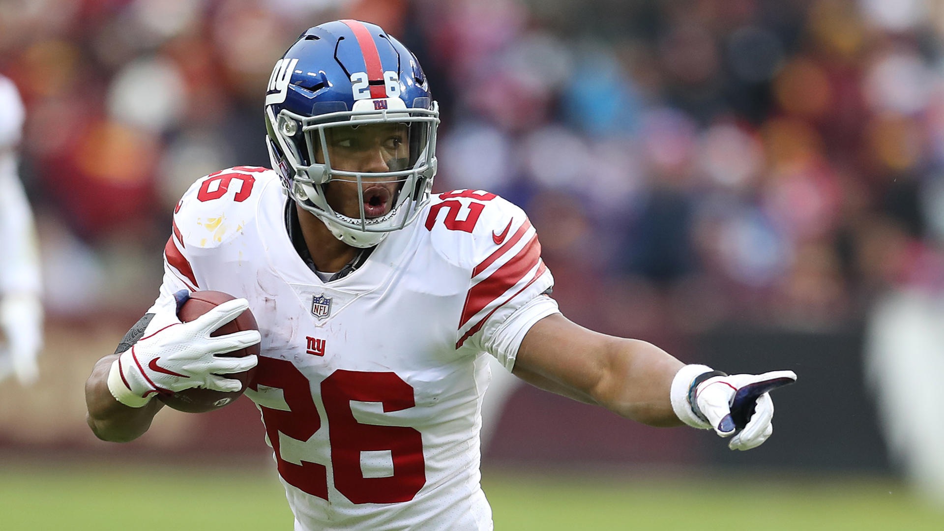 2019 Fantasy Football Team Previews: Saquon Barkley will have to carry the Giants