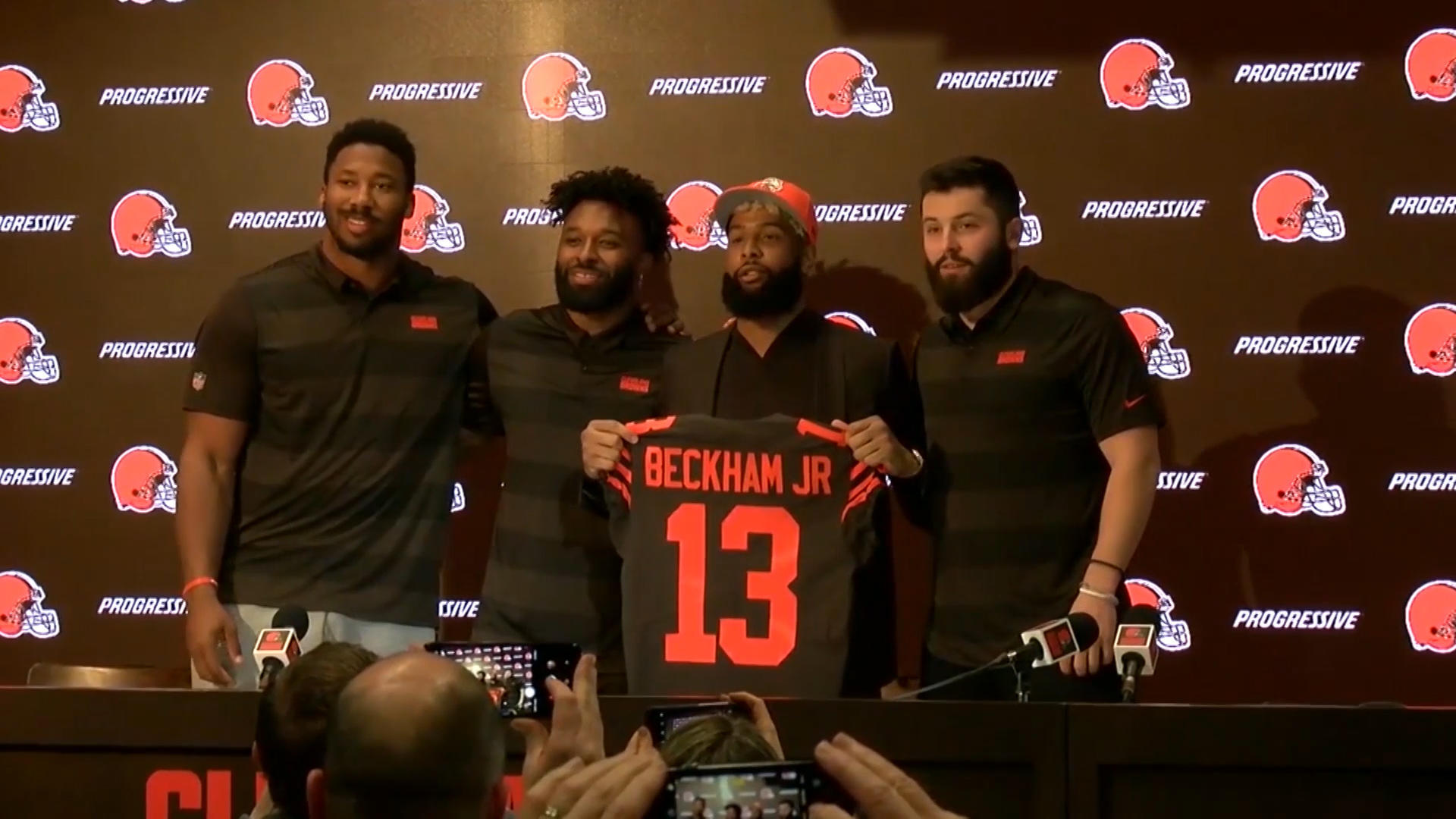 NFL 2019: Browns' Greedy Williams and other bad team fits for top rookies