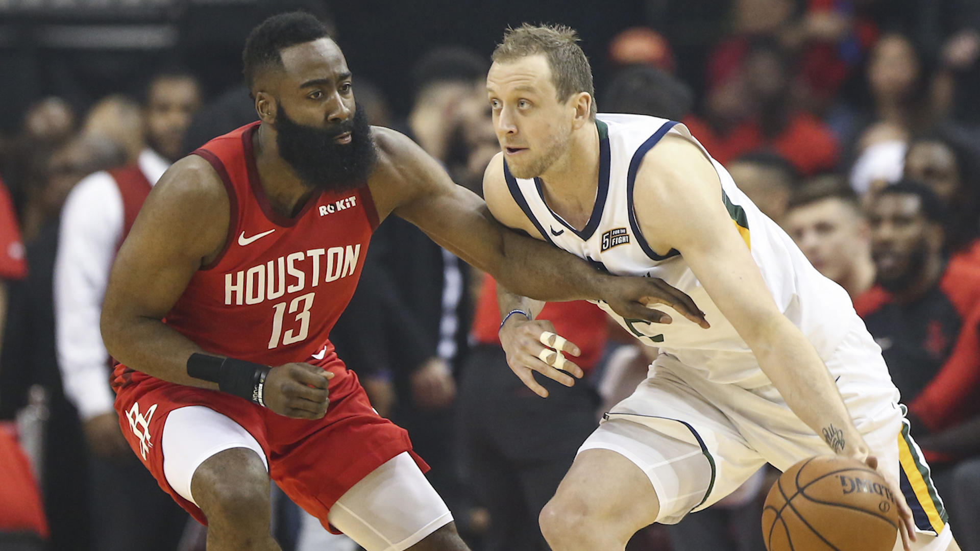 NBA Playoffs 2019: Rockets vs. Jazz odds, picks, predictions for Game 2 from advanced model on 77-62 roll
