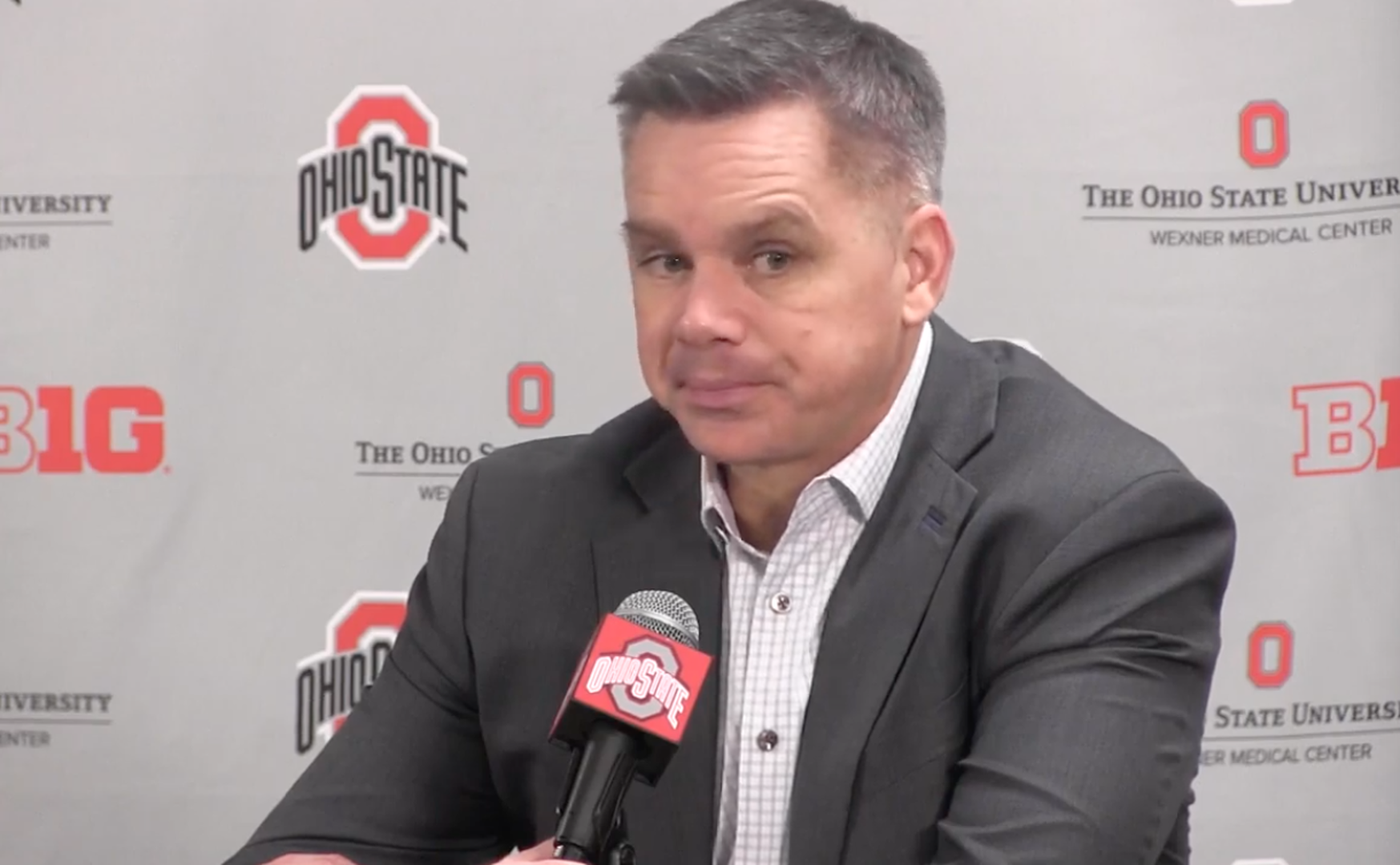 Ohio State's Chris Holtmann on pivotal foul on Kaleb Wesson against Purdue - CBSSports.com