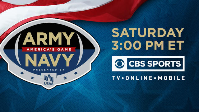Watch Navy Midshipmen vs  Army West Point Black Knights Live