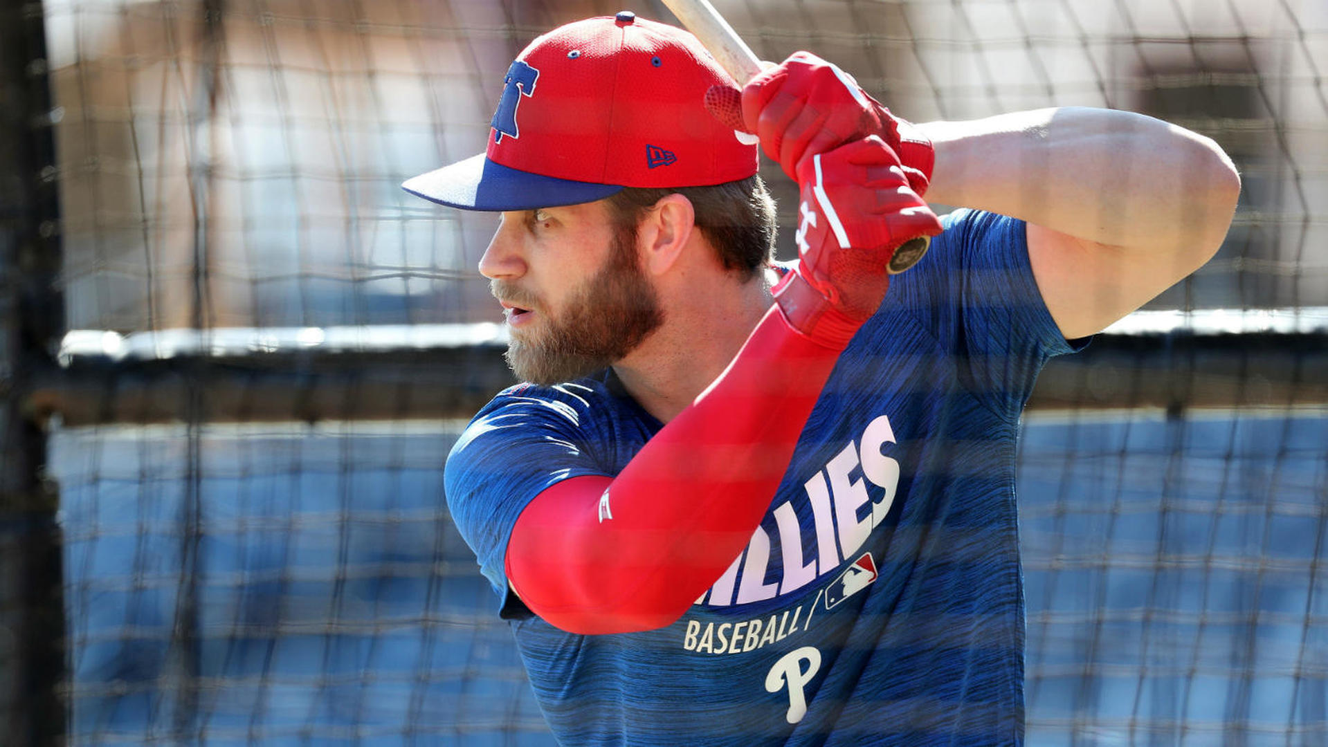 Bryce Harper makes spring debut and uses 'Fresh Prince' theme as walk-up song