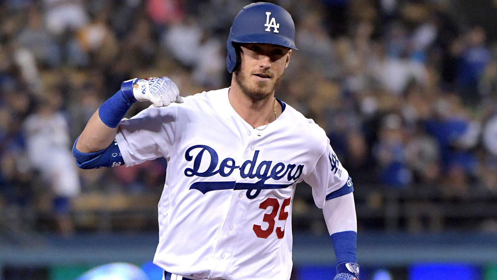 Four reasons why Dodgers' Cody Bellinger could be MLB's first .400 hitter since Ted Williams