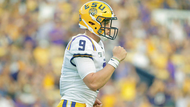 Top Videos: What's at stake for LSU and Texas in Week 2