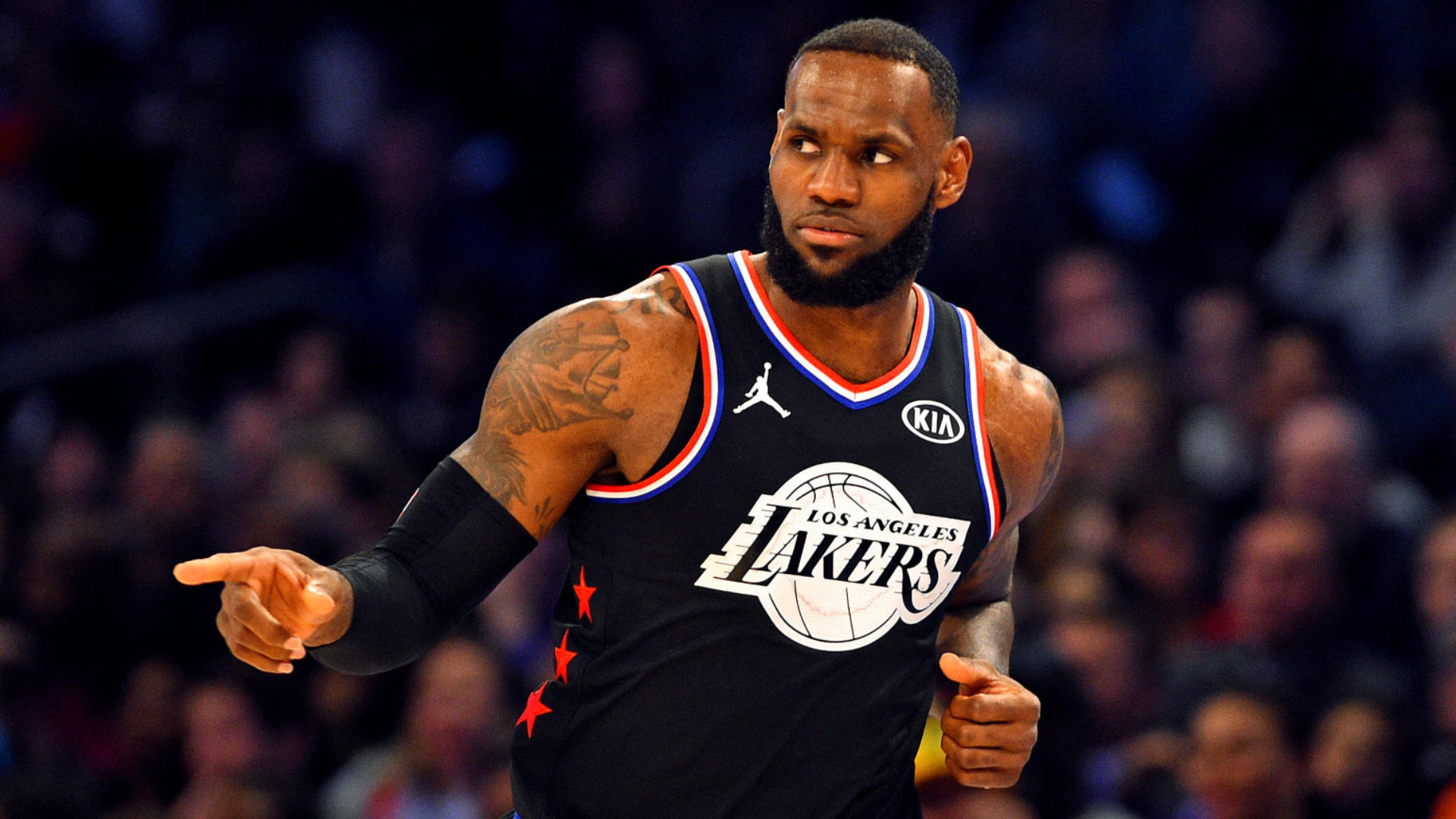 NBA All-Star Game 2019 results, highlights: Team LeBron rallies from 20-point deficit to sink Team Giannis
