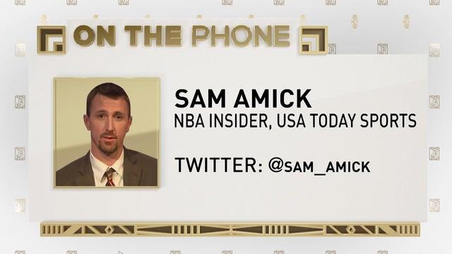 9ecfc5681f75e cbssportsnetwork: The Jim Rome Show: Sam Amick talks Isaiah Thomas trade -  Video - SportsLine.com