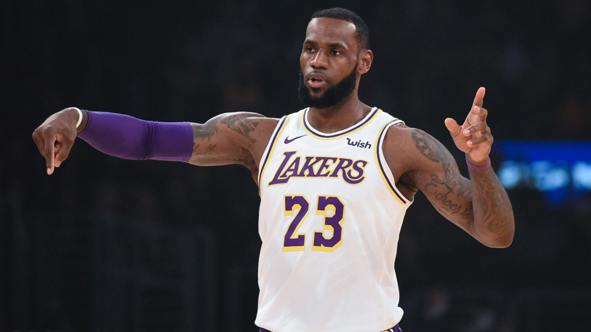 LeBron James had at least one thing right when he declared himself the greatest player of all time