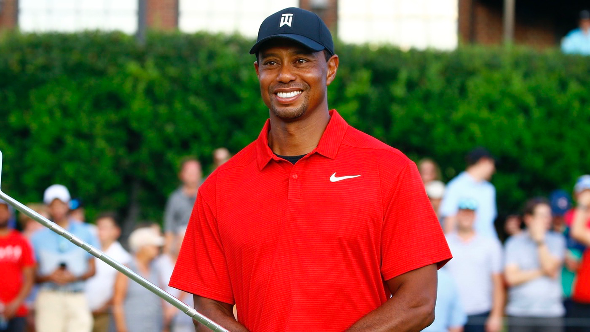 Major Expectations: Tiger Woods