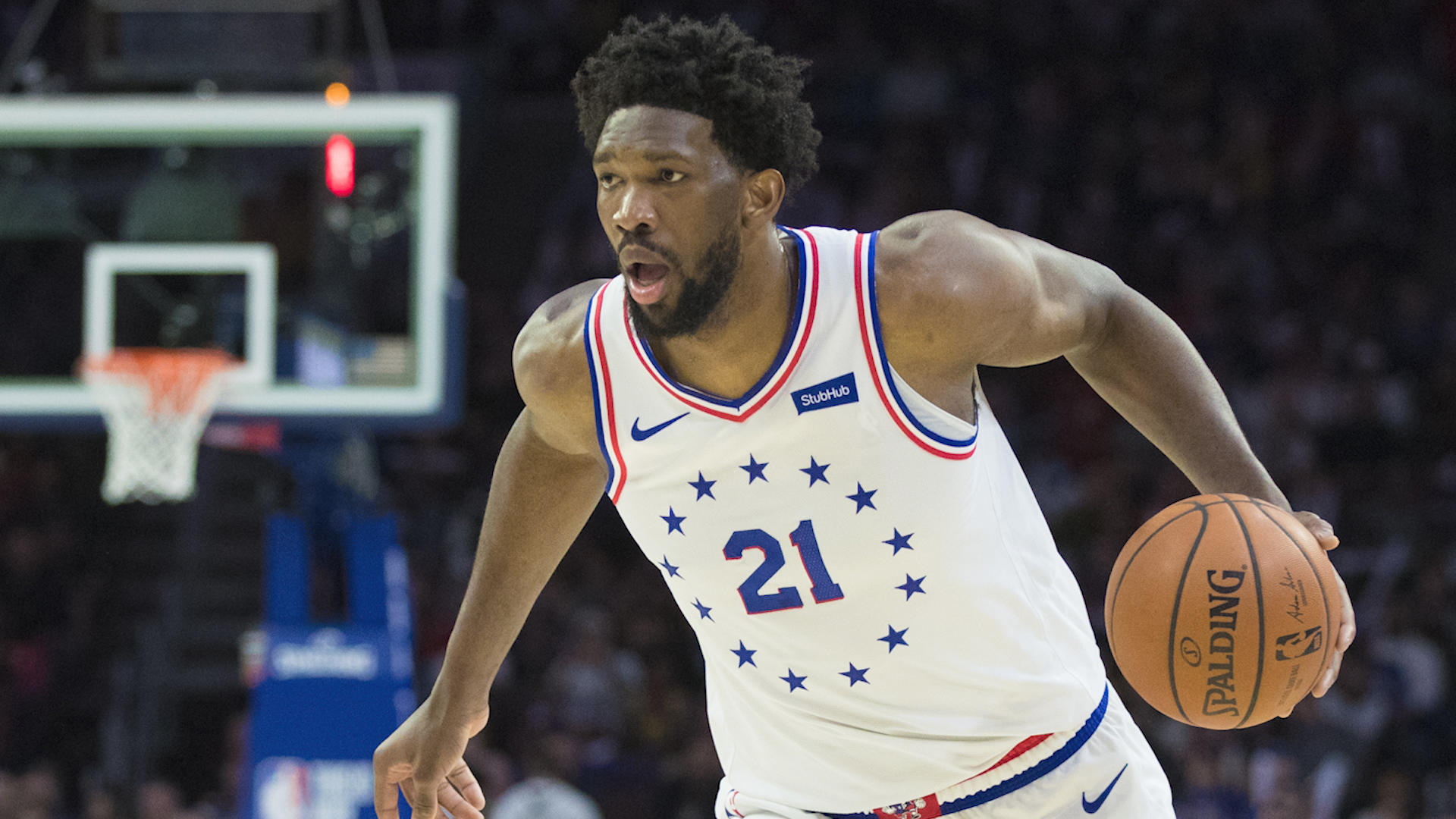 Joel Embiid injury update: 76ers All-Star expected to play against Pacers on Sunday, per report