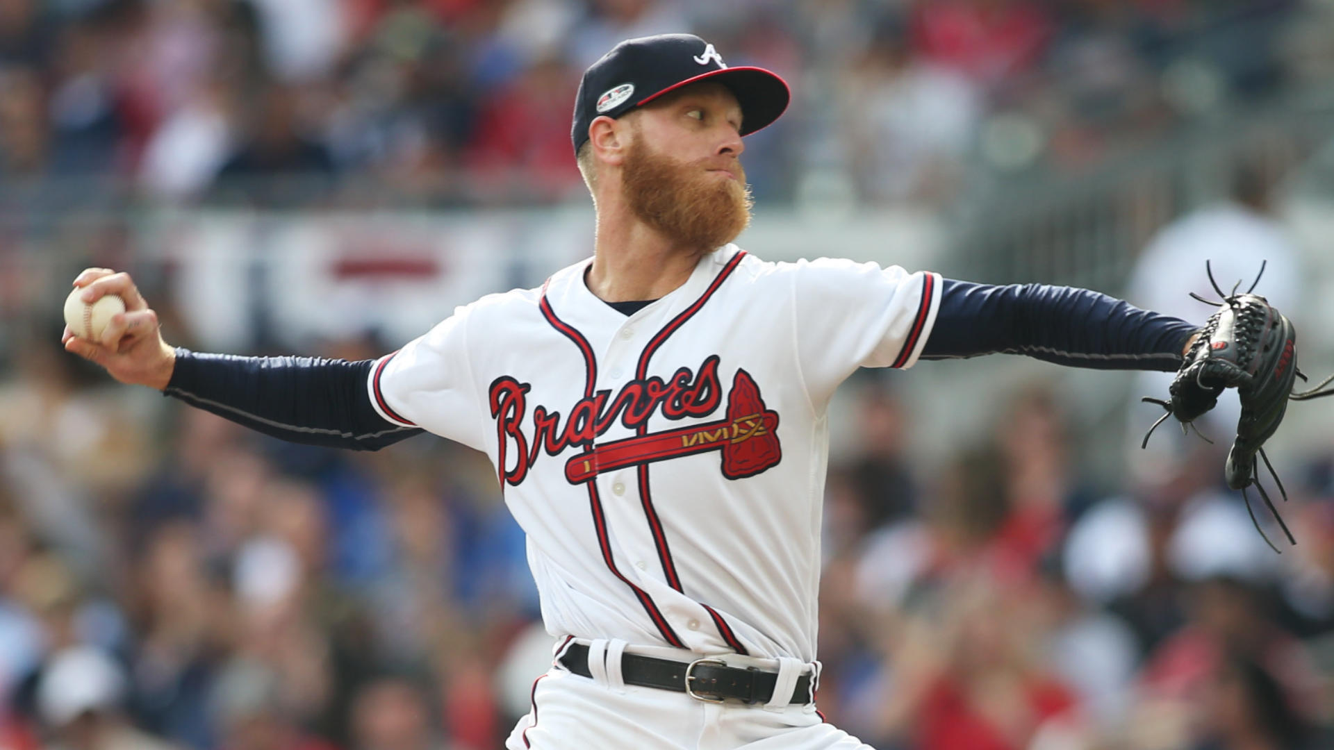 MLB hot stove: Brewers, Braves reportedly chasing free-agent closer Craig Kimbrel