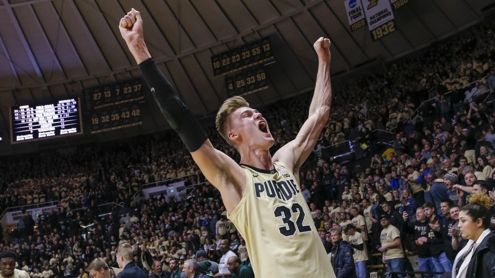 Flipboard College Basketball Rankings Michigan Cracks Top