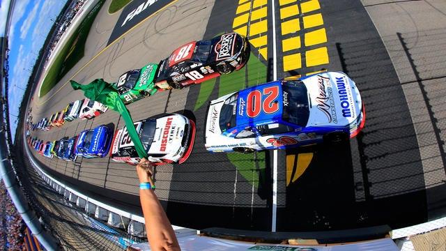 autoracing: Ryan Preece wins first NASCAR Xfinity Series ...