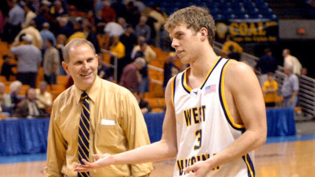 Division II coach with famous last name follows his father's unusual path