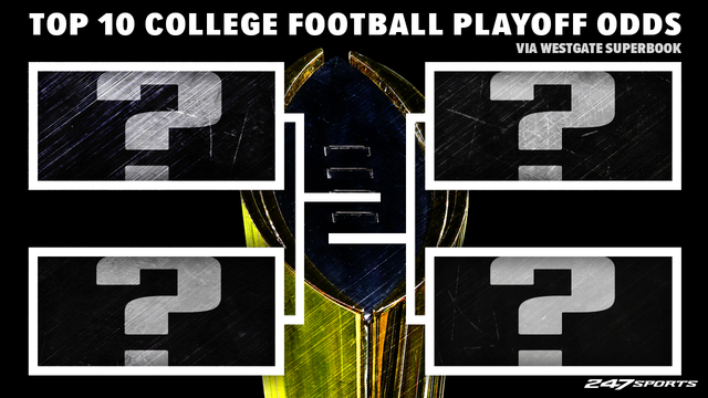 Vegas odds to reach 2019-20 College Football Playoff