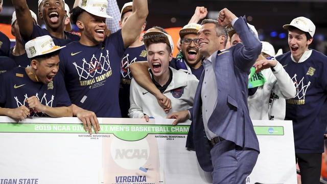 a9ddef82a2e Booth Recap  Virginia wins 2019 National Championship