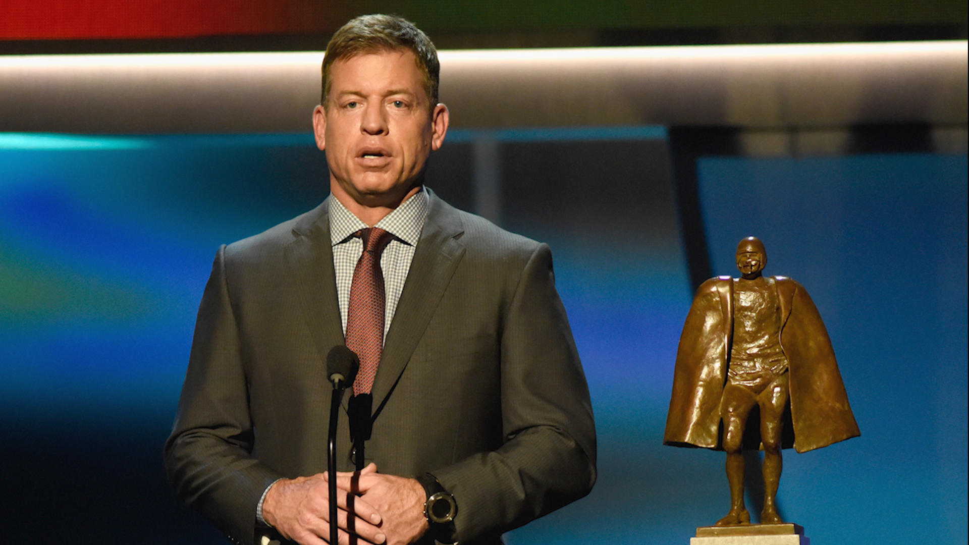 Troy Aikman joins Reiter's Block - CBSSports.com