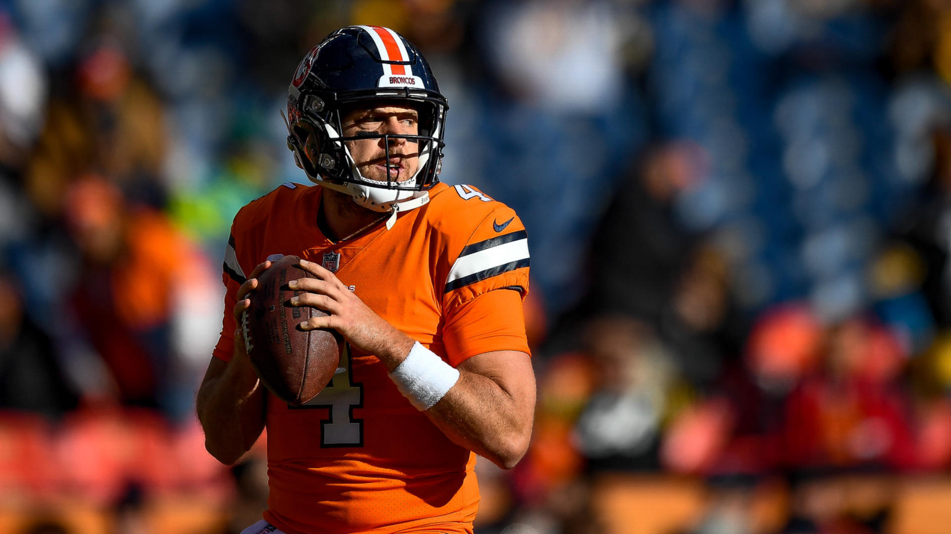 Keenum says Broncos are 'great group of fighters' after comeback win - CBSSports.com