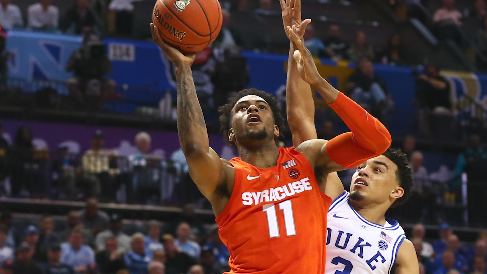 March Madness 2019: Syracuse vs. Baylor odds, picks, predictions from expert who's 15-3 on Orange, Bears games