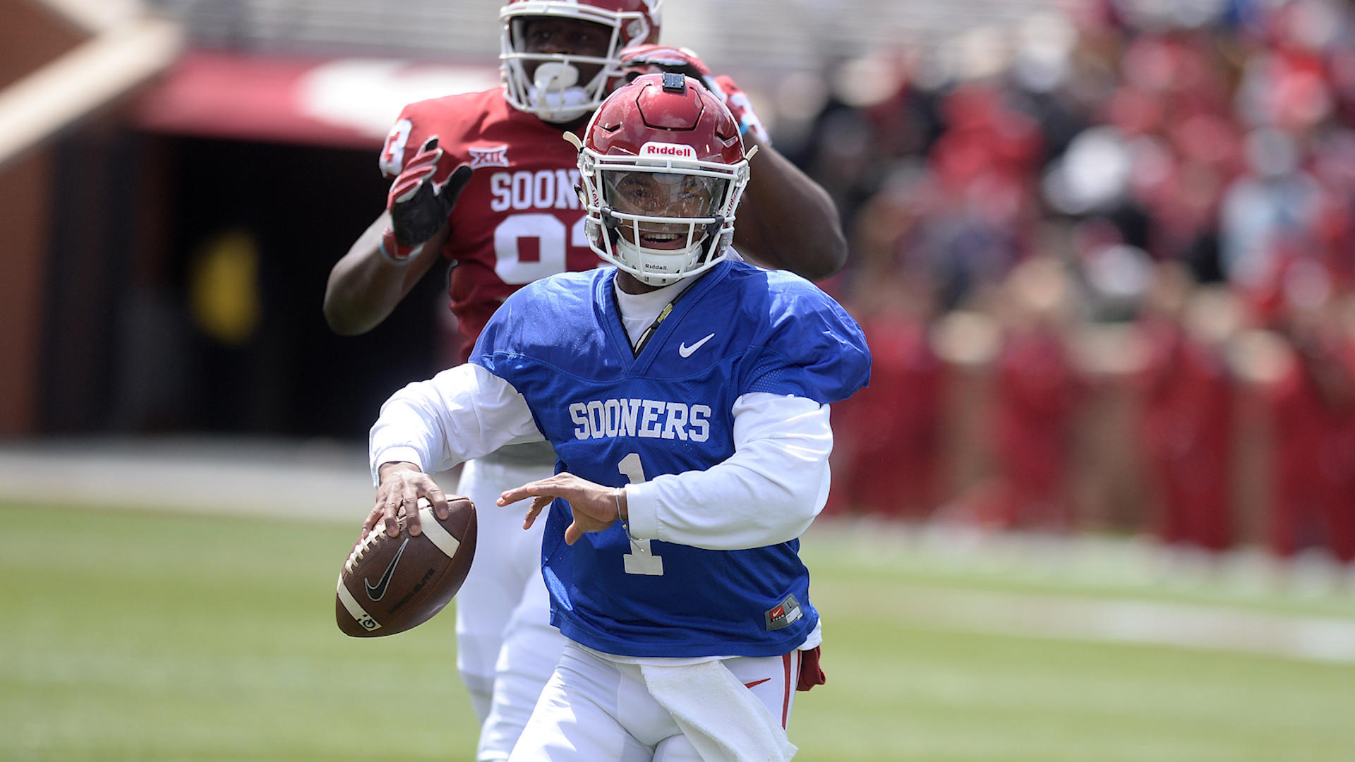 Why Kyler Murray is picking baseball over football, and what to expect from the Heisman winner on the diamond