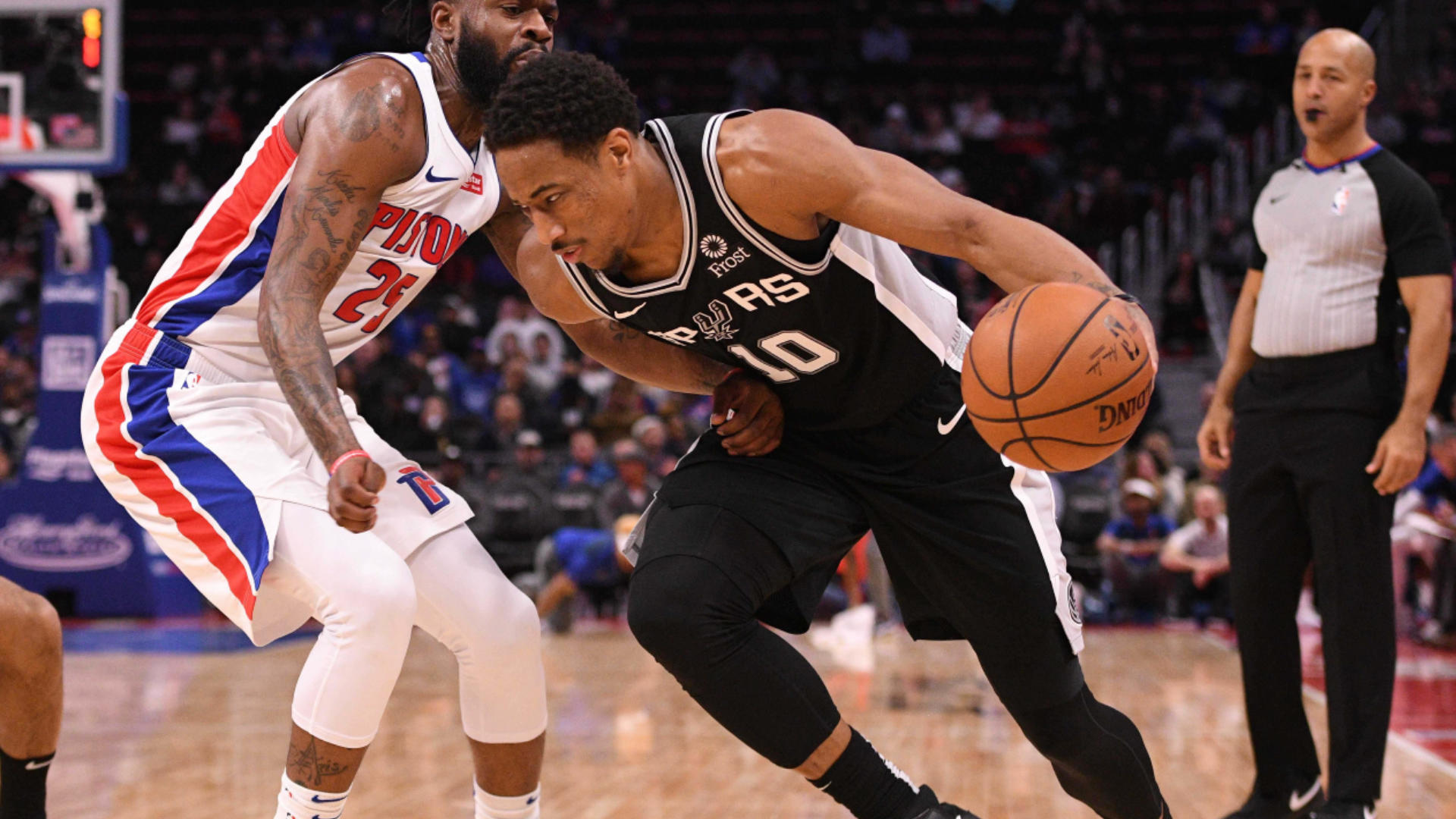 Spurs vs. Raptors: DeMar DeRozan's disastrous final moments spoil otherwise warm homecoming in Toronto