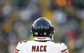 5f39ff774 Khalil Mack not satisfied with Bears debut