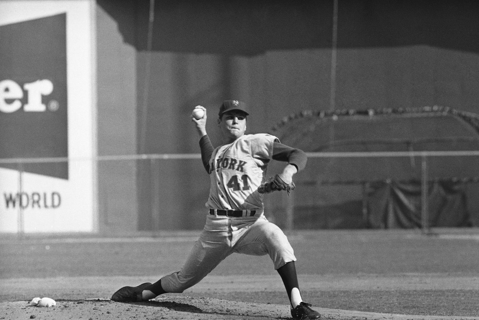 Mets plan to honor Tom Seaver with statue and Citi Field address change